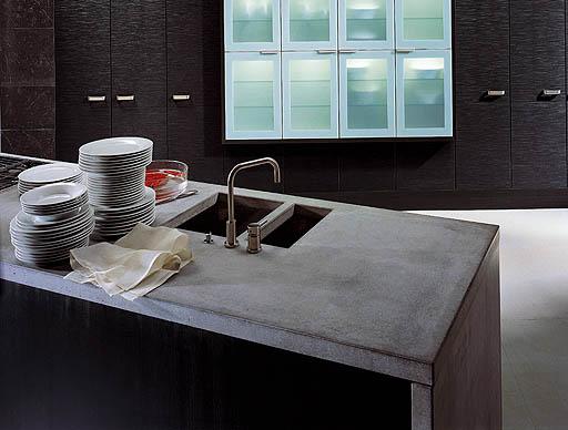 Küchenarbeitsplatten Beton mohring schreinerei weilheim planung fertigung ausführung
